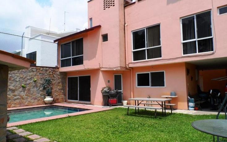 Foto de casa en venta en  , lomas de cortes, cuernavaca, morelos, 776047 No. 02