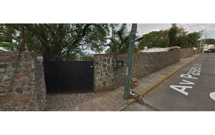 Foto de terreno habitacional en venta en  , lomas de cortes oriente, cuernavaca, morelos, 1524001 No. 01