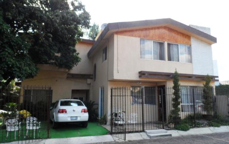 Foto de casa en venta en  , lomas de cortes oriente, cuernavaca, morelos, 446692 No. 01
