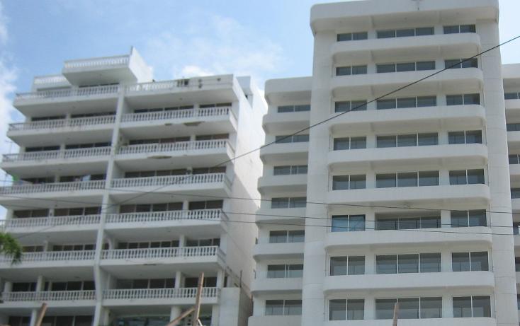 Foto de departamento en venta en  , lomas de costa azul, acapulco de ju?rez, guerrero, 1643874 No. 01