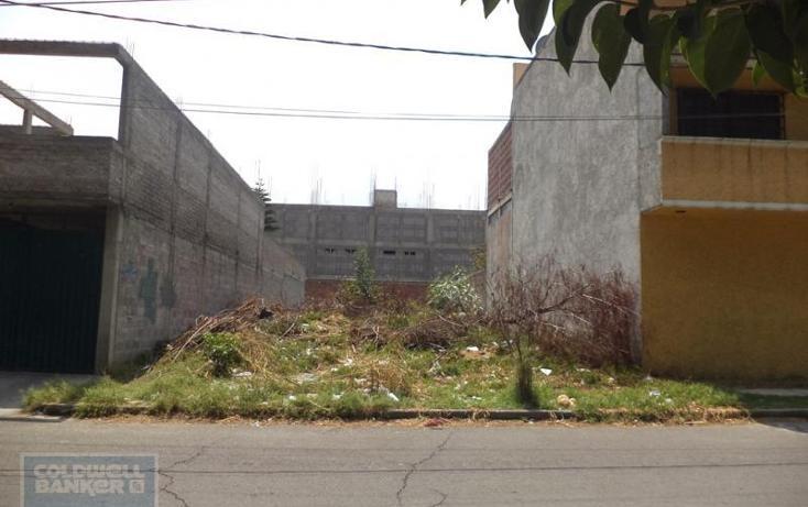 Foto de terreno habitacional en venta en  , lomas de cristo, texcoco, méxico, 2035774 No. 01
