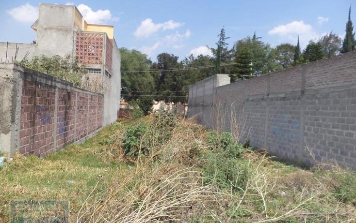 Foto de terreno habitacional en venta en  , lomas de cristo, texcoco, méxico, 2035774 No. 02