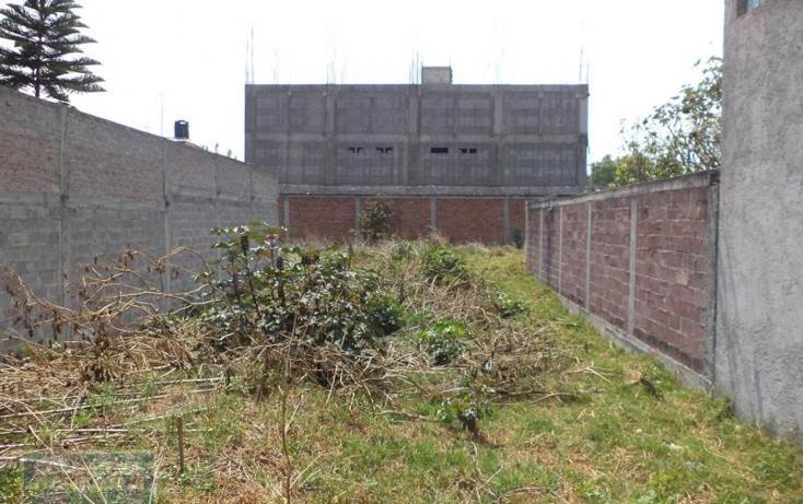Foto de terreno habitacional en venta en  , lomas de cristo, texcoco, méxico, 2035774 No. 04