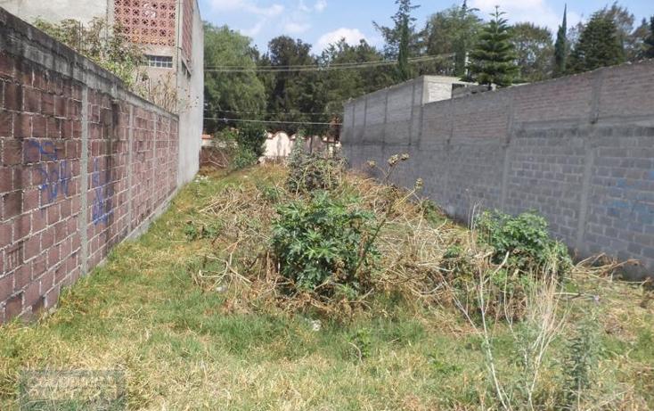 Foto de terreno habitacional en venta en  , lomas de cristo, texcoco, méxico, 2035774 No. 05