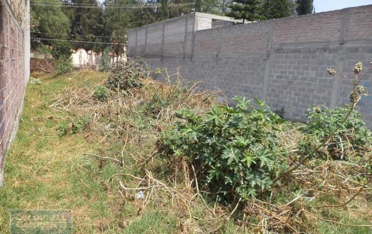 Foto de terreno habitacional en venta en  , lomas de cristo, texcoco, méxico, 2035774 No. 06