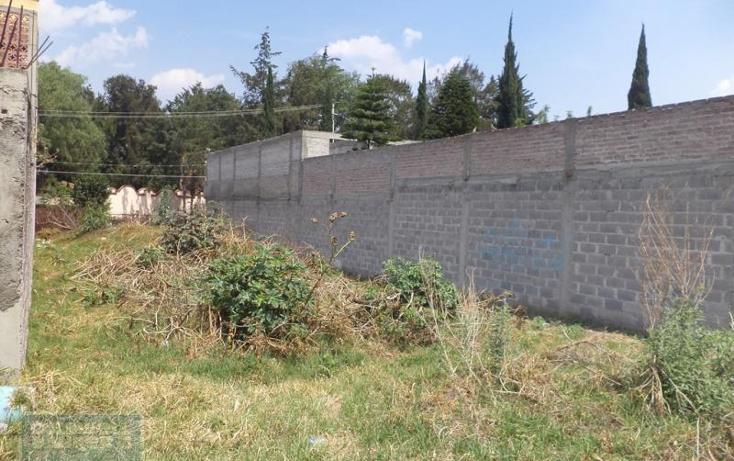 Foto de terreno habitacional en venta en  , lomas de cristo, texcoco, méxico, 2035774 No. 07