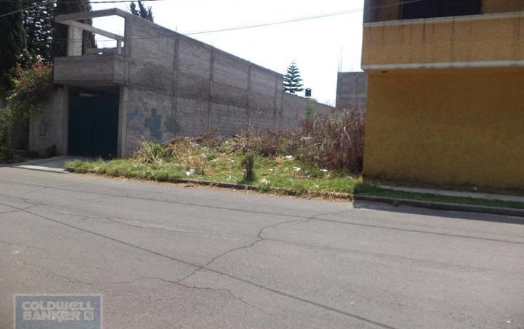 Foto de terreno habitacional en venta en  , lomas de cristo, texcoco, méxico, 2035774 No. 08