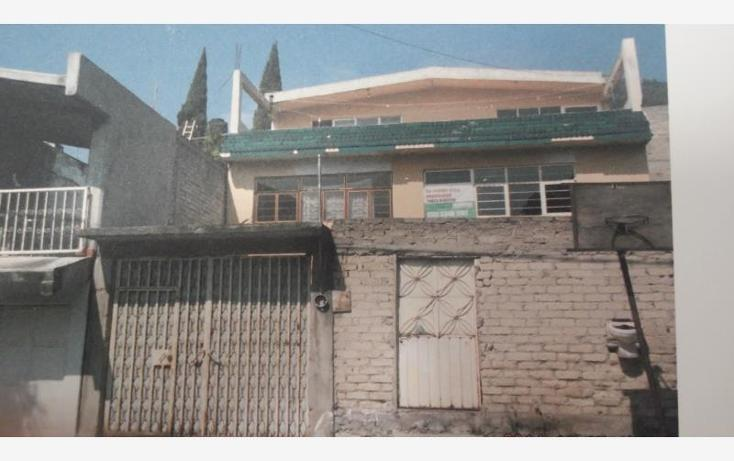 Foto de casa en venta en  , lomas de cuautepec, gustavo a. madero, distrito federal, 1686690 No. 01