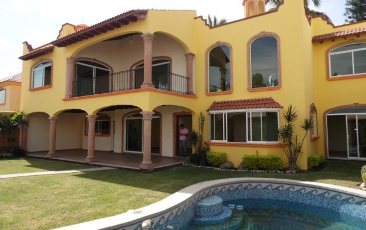Foto de casa en venta en  , lomas de cuernavaca, temixco, morelos, 1286051 No. 01