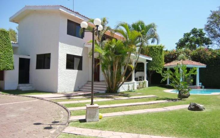 Foto de casa en renta en  , lomas de cuernavaca, temixco, morelos, 1296625 No. 02