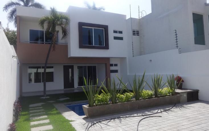 Foto de casa en venta en  , lomas de cuernavaca, temixco, morelos, 1339623 No. 01