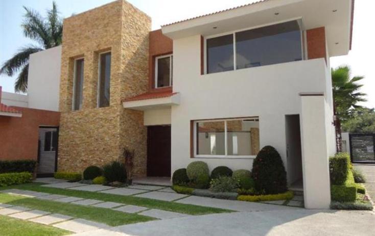 Foto de casa en venta en  -, lomas de cuernavaca, temixco, morelos, 1528976 No. 01