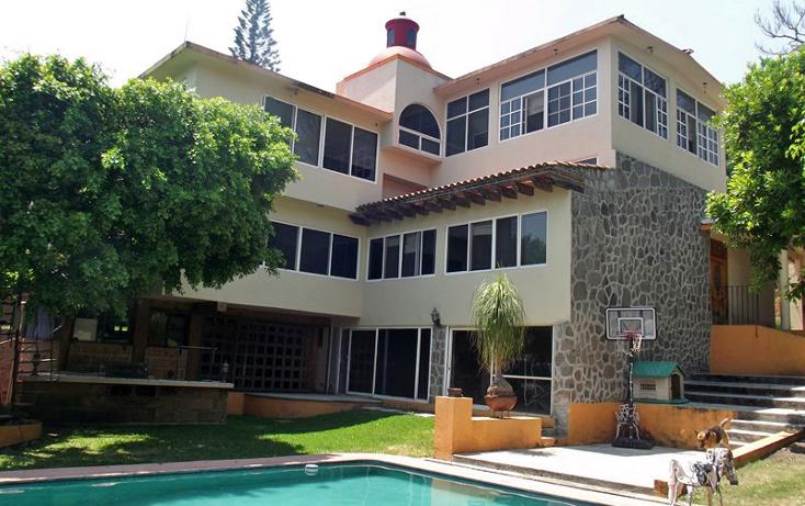 Foto de casa en venta en  , lomas de cuernavaca, temixco, morelos, 1564606 No. 01