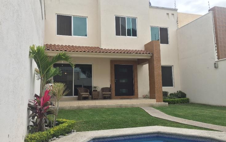 Foto de casa en venta en  , lomas de cuernavaca, temixco, morelos, 1616160 No. 01