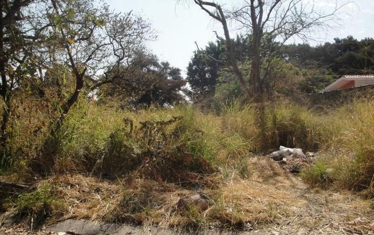 Foto de terreno habitacional en venta en  , lomas de cuernavaca, temixco, morelos, 1753582 No. 04
