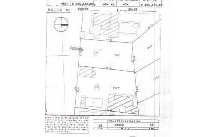 Foto de terreno habitacional en venta en  , lomas de cuernavaca, temixco, morelos, 1855942 No. 02