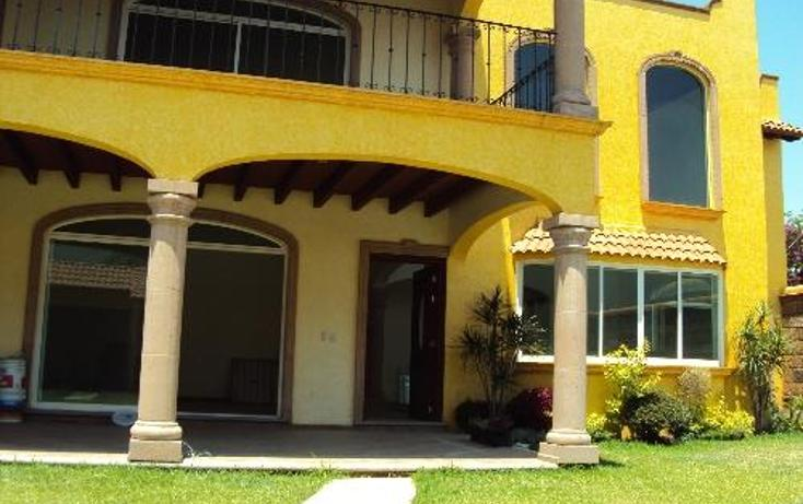Foto de casa en venta en  , lomas de cuernavaca, temixco, morelos, 400067 No. 01