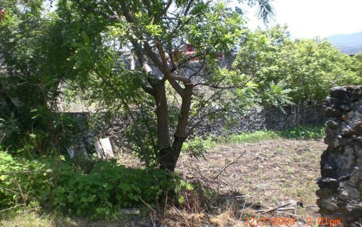 Foto de terreno habitacional en venta en  , lomas de cuernavaca, temixco, morelos, 790621 No. 03