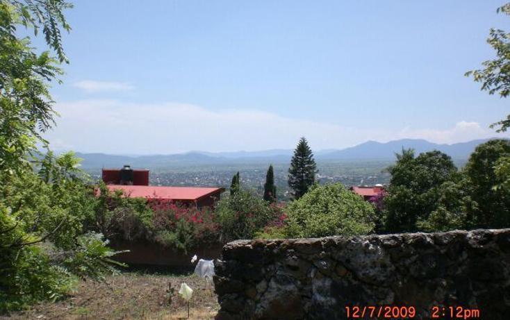 Foto de terreno habitacional en venta en  , lomas de cuernavaca, temixco, morelos, 790621 No. 04