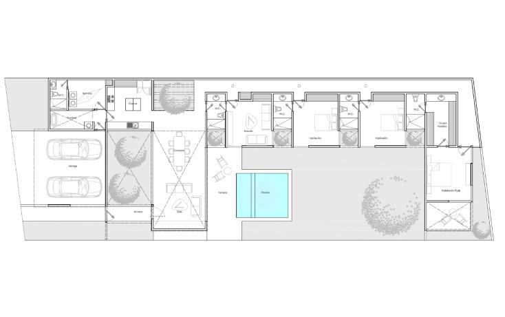 Foto de casa en venta en  , dzitya, mérida, yucatán, 1017527 No. 21