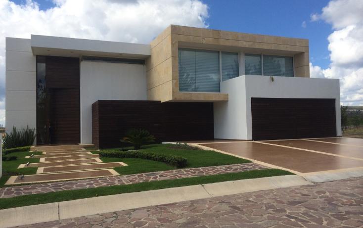 Foto de casa en renta en  , lomas de gran jardín, león, guanajuato, 1647448 No. 01