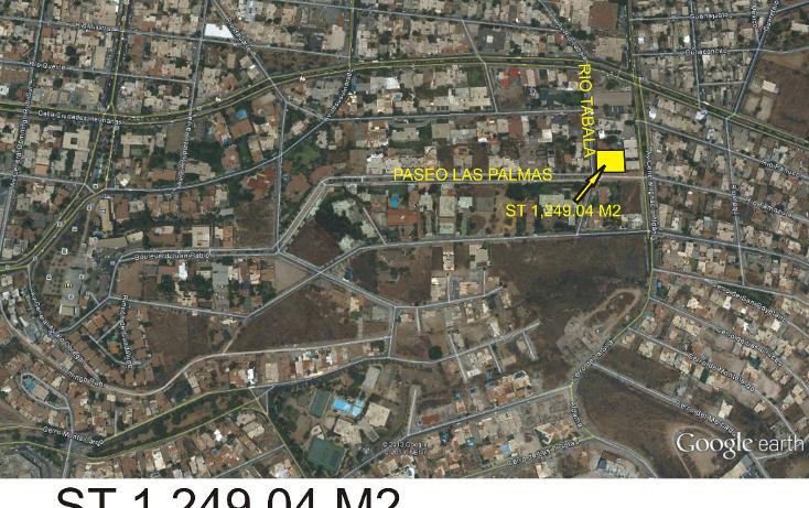 Foto de terreno habitacional en venta en  , lomas de guadalupe, culiacán, sinaloa, 1117015 No. 01