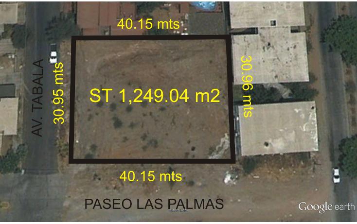 Foto de terreno habitacional en venta en  , lomas de guadalupe, culiacán, sinaloa, 1117015 No. 02