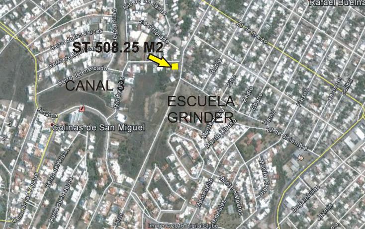 Foto de terreno habitacional en venta en  , lomas de guadalupe, culiacán, sinaloa, 1759776 No. 01