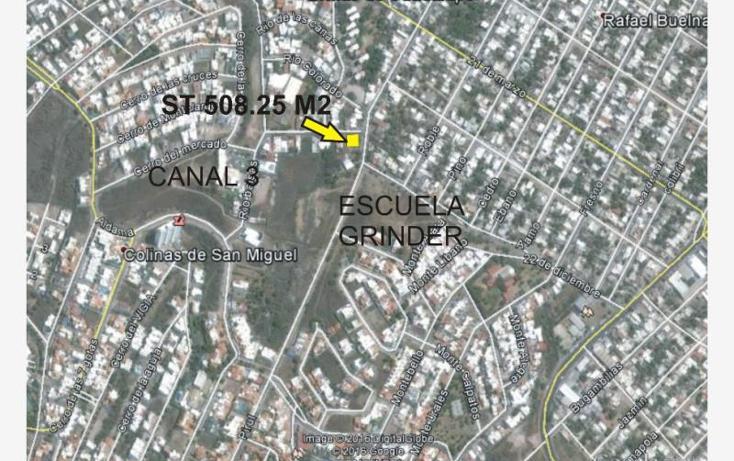 Foto de terreno habitacional en venta en  , lomas de guadalupe, culiacán, sinaloa, 1785154 No. 02