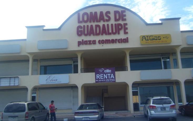 Foto de local en renta en  , lomas de guadalupe, saltillo, coahuila de zaragoza, 970643 No. 01