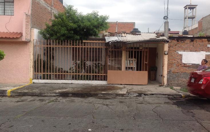 Foto de casa en venta en  , lomas de guayancareo, morelia, michoac?n de ocampo, 2031432 No. 01
