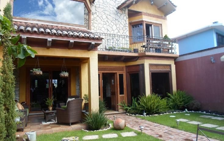 Foto de casa en venta en  , lomas de huitepec, san cristóbal de las casas, chiapas, 1877558 No. 01
