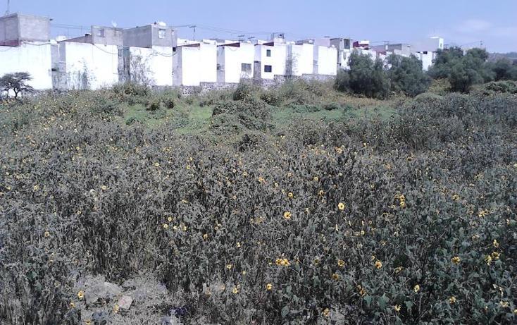 Foto de terreno comercial en venta en lomas de ixtapaluca 2, valle verde, ixtapaluca, méxico, 622166 No. 07