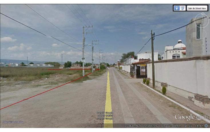 Foto de terreno habitacional en venta en  , lomas de jes?s mar?a, jes?s mar?a, aguascalientes, 1165765 No. 03