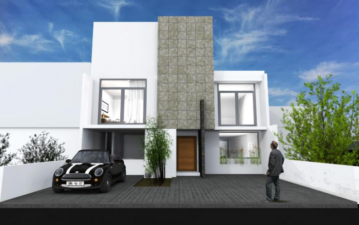 Foto de casa en venta en lomas de juriquilla 118, azteca, querétaro, querétaro, 796613 no 01