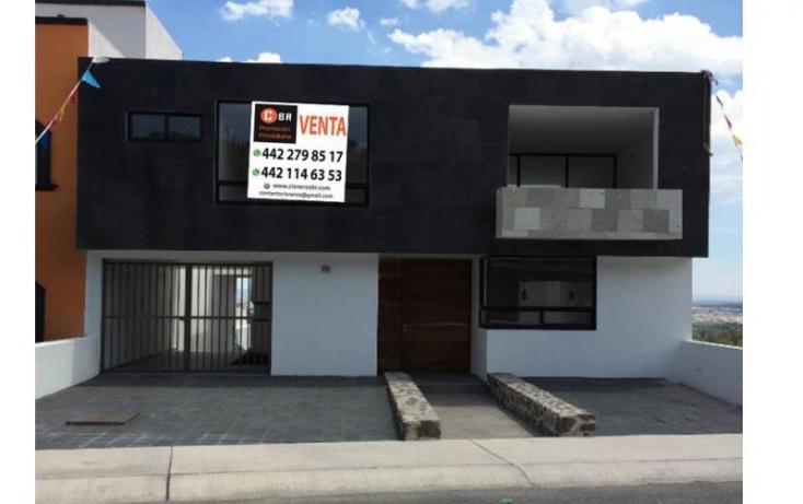 Foto de casa en venta en lomas de juriquilla 451, azteca, querétaro, querétaro, 904217 no 01
