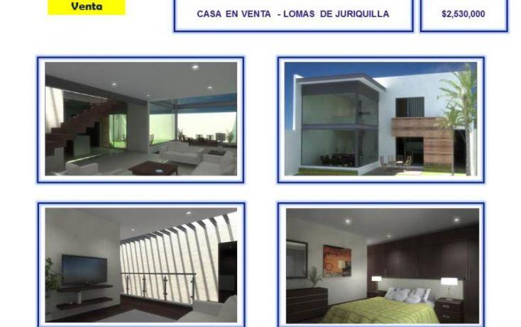 Foto de casa en venta en lomas de juriquilla rocallosas, azteca, querétaro, querétaro, 770697 no 02