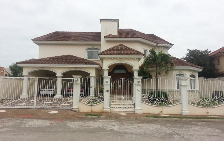 Foto de casa en venta en  , lomas de la aurora, tampico, tamaulipas, 1550136 No. 01