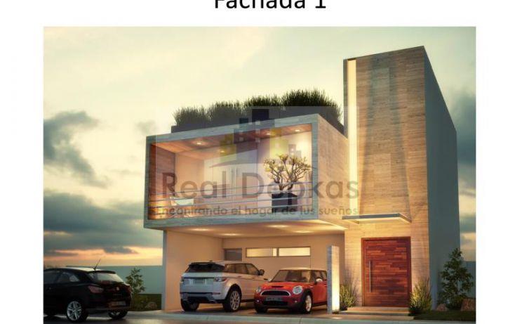 Foto de casa en venta en lomas de la carcaña 42, morillotla, san andrés cholula, puebla, 1751982 no 01