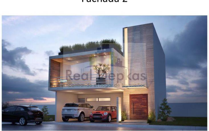 Foto de casa en venta en lomas de la carcaña 42, morillotla, san andrés cholula, puebla, 1751982 no 02