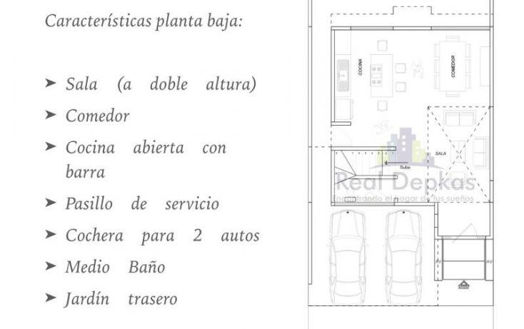 Foto de casa en venta en lomas de la carcaña 42, morillotla, san andrés cholula, puebla, 1751982 no 03