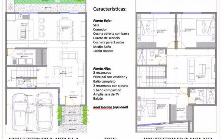 Foto de casa en condominio en venta en, lomas de la carcaña, san pedro cholula, puebla, 1099223 no 02