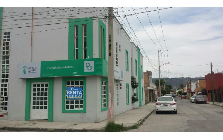 Foto de oficina en renta en  , lomas de la cruz, tepic, nayarit, 1071619 No. 01