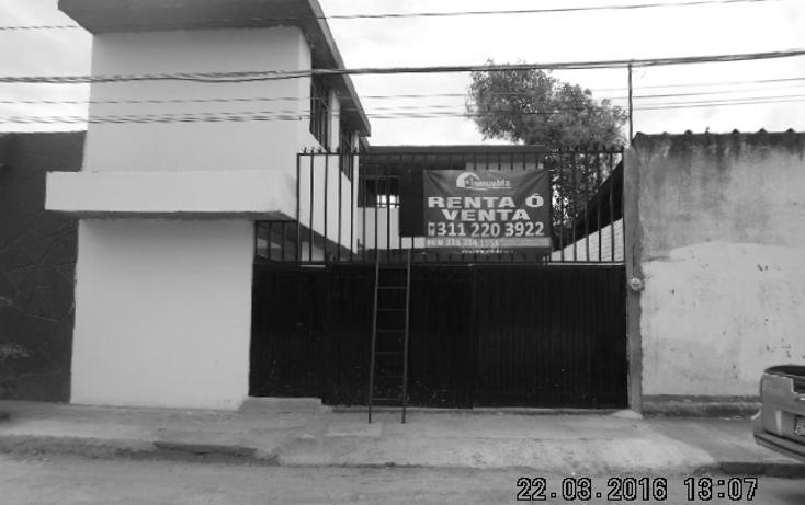 Foto de local en renta en  , lomas de la cruz, tepic, nayarit, 1684848 No. 01
