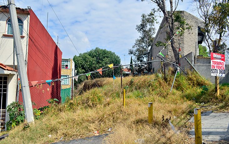 Foto de terreno habitacional en venta en  , lomas de la hacienda, atizap?n de zaragoza, m?xico, 1055303 No. 04