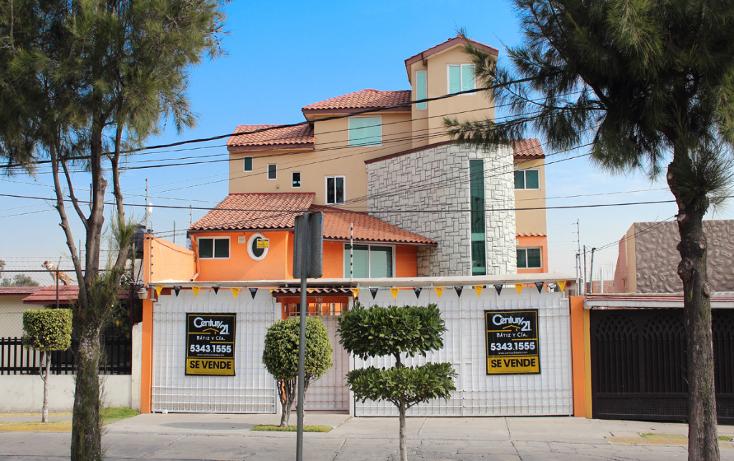 Foto de casa en venta en  , lomas de la hacienda, atizapán de zaragoza, méxico, 1070359 No. 01
