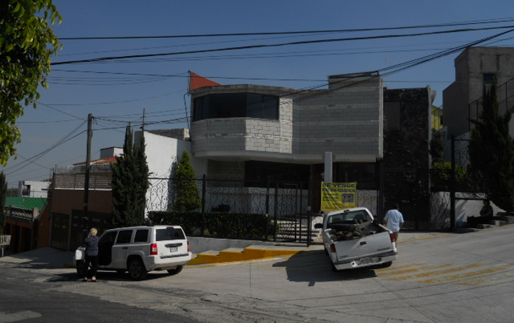 Foto de casa en venta en  , lomas de la hacienda, atizapán de zaragoza, méxico, 1132487 No. 01