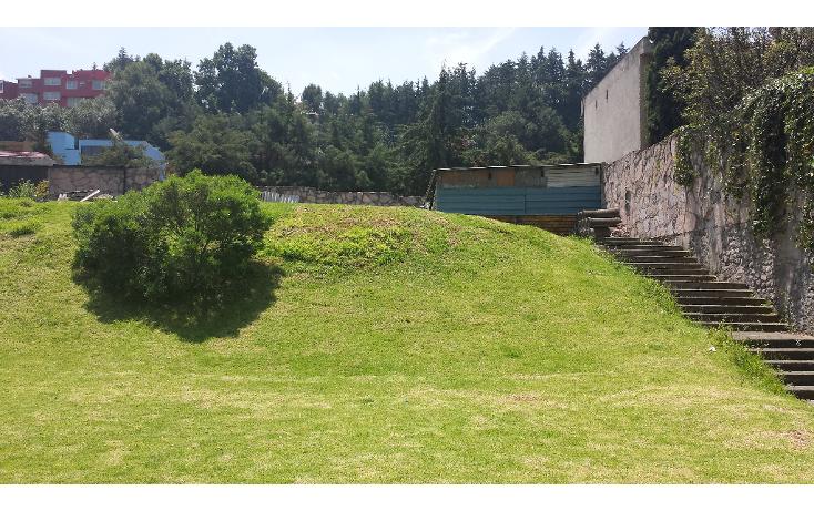 Foto de terreno habitacional en venta en  , lomas de la herradura, huixquilucan, méxico, 1264143 No. 04