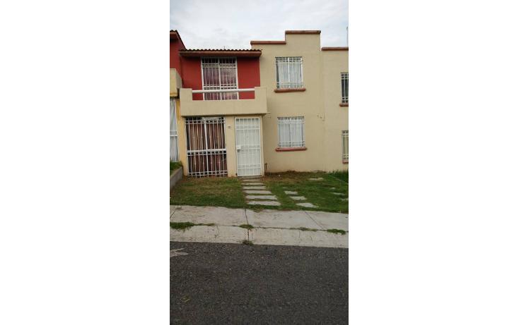 Foto de casa en venta en  , lomas de la maestranza, morelia, michoacán de ocampo, 2032664 No. 01