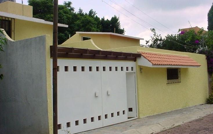 Foto de casa en venta en  , lomas de la selva, cuernavaca, morelos, 1376739 No. 01